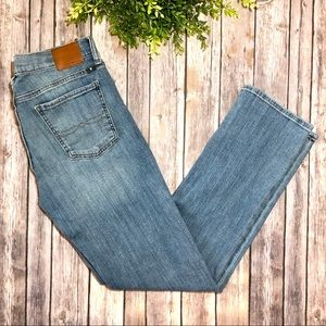 Lucky Brand Sweet Straight Jeans Light Wash